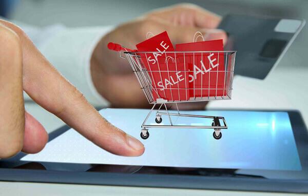 Shopping Cart On An Ipad v0.2